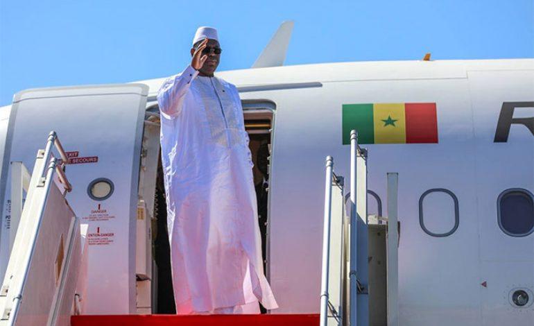 COP 23 : Macky Sall en route pour Bonn