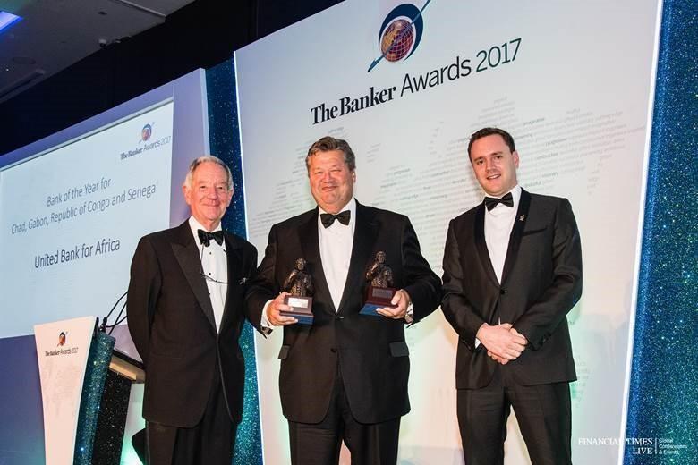 Banker Awards : UBA Sénégal désignée Meilleure Banque pour la 6ième fois