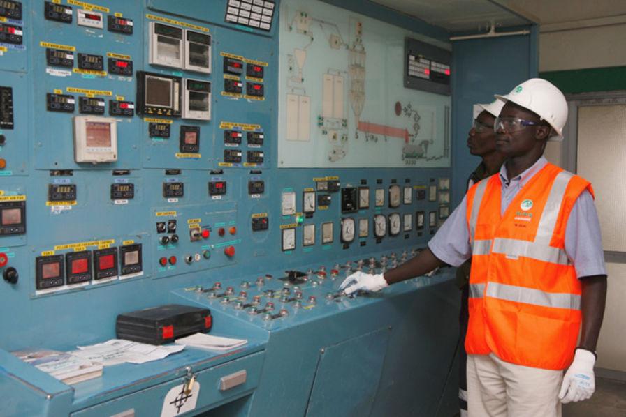 UEMOA : La production industrielle progresse de 2,3% en octobre