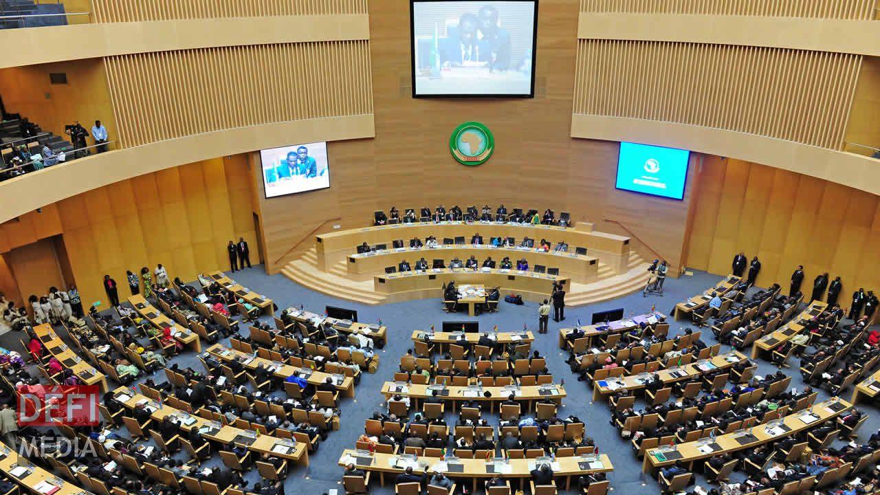 2ème COMITE TECHNIQUE SPECIALISE de l'UA :  « Mobiliser les ressources internes, lutter contre la corruption et les flux financiers illicites »