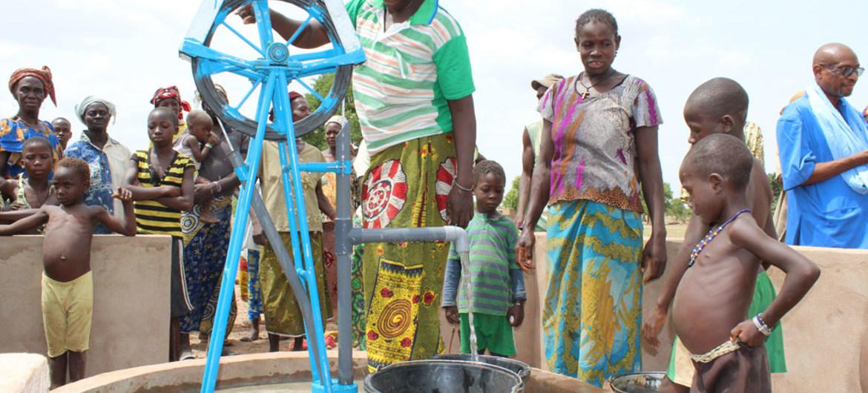 La FAO aide les pays à poser les bases des futures initiatives résilientes face au climat