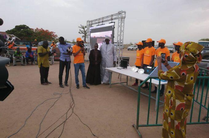 SONATEL lance officiellement son projet ''Orange énergie'' pour l'électrification des zones rurales