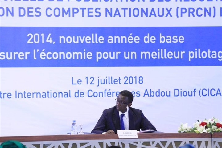 Statistiques: L'Ansd réactualise les bases des comptes nationaux