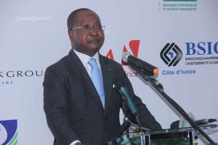 Guy Koizan, Directeur général de Versus Bank et Président de l'Association Professionnelle des Banques et des Etablissements Financiers de Côte d'Ivoire