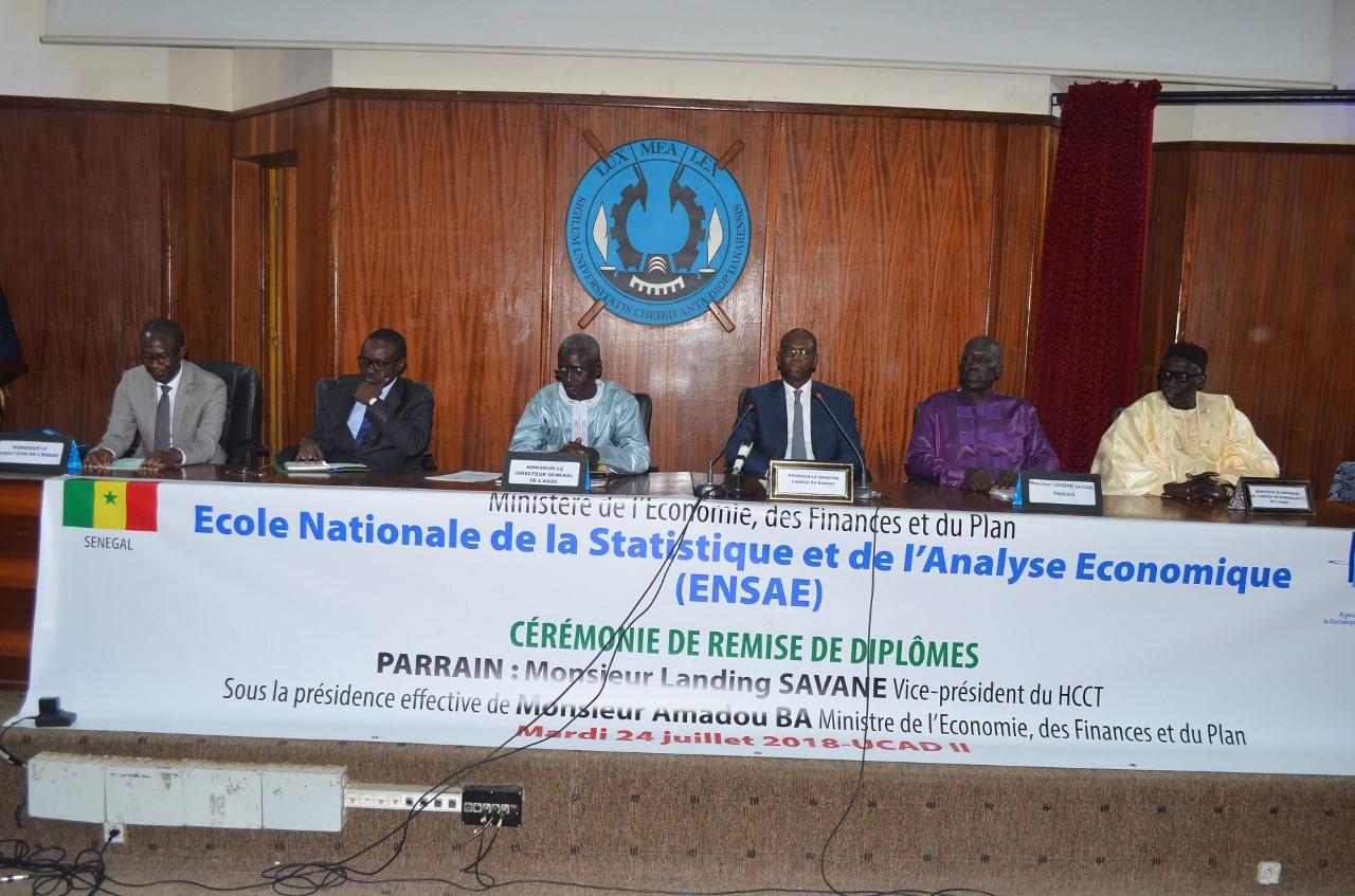Formation : Birima Mangara souligne l'importance des statistiques