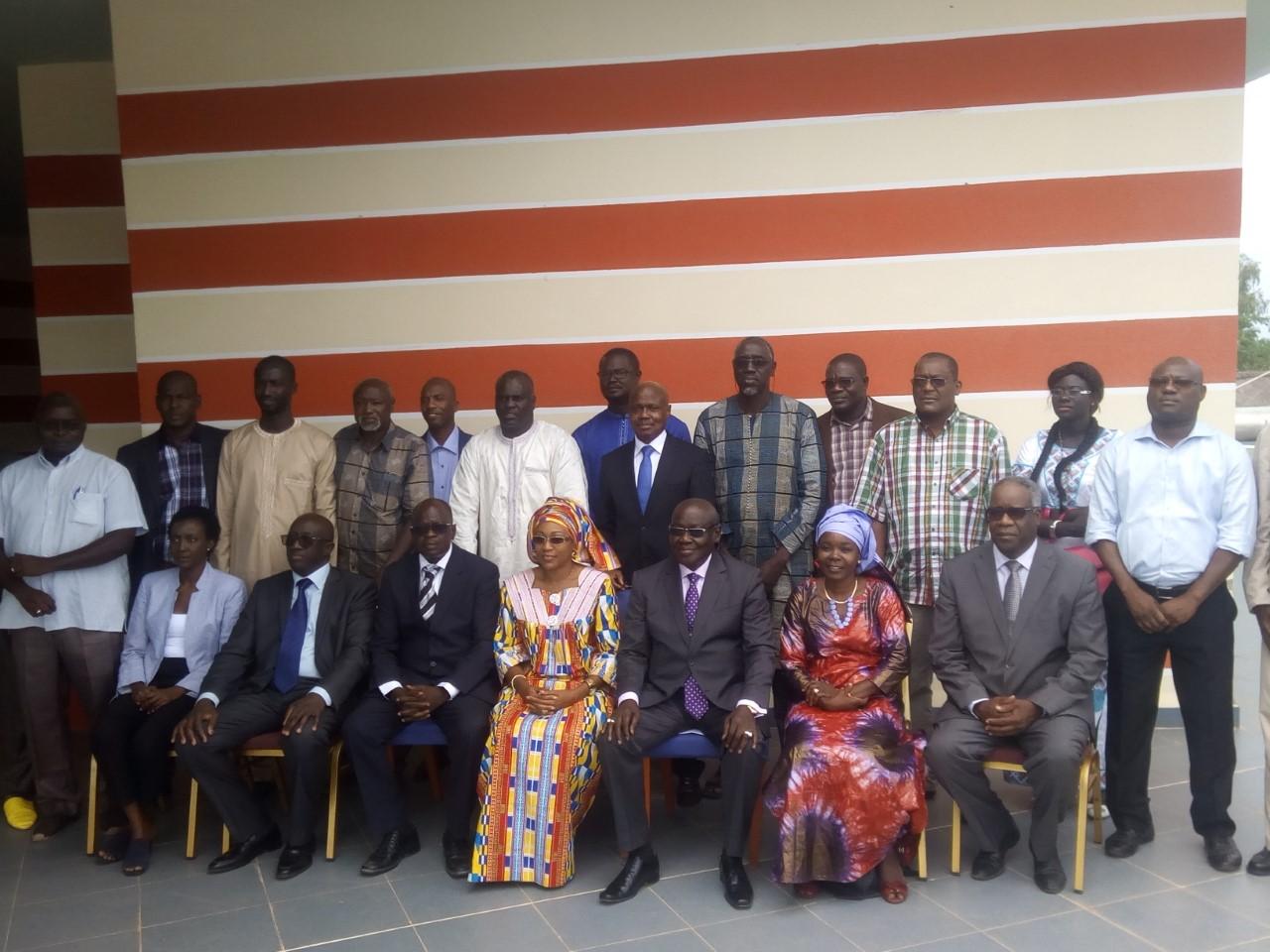 SENEGAL : L'UAM travaille à la structuration et le fonctionnement de son Centre d'innovation et de valorisation agricole (CIVA)