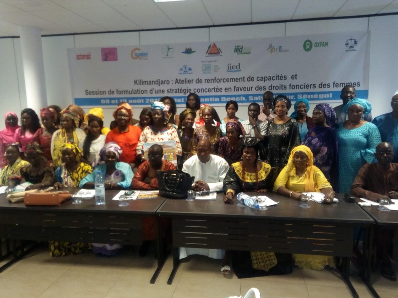 Sénégal : L'accès et le contrôle des ressources foncières par les femmes reste une forte préoccupation du développement durable