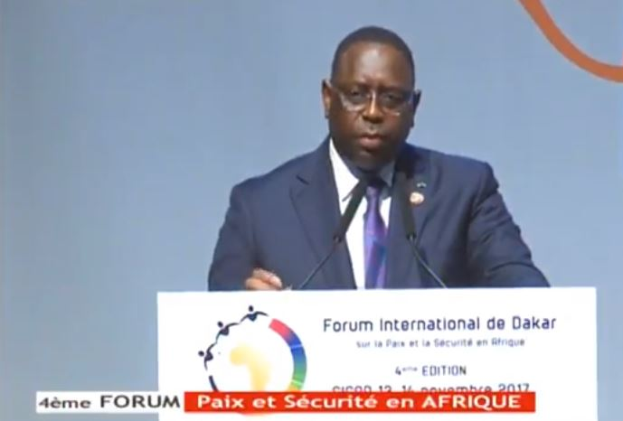 Forum de Dakar : Macky Sall exprime sa satisfaction