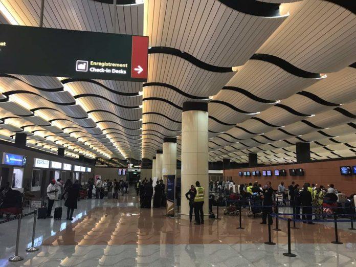 Sénégal :  Plus de deux millions de passagers traités sur l'AIBD en onze mois d'exploitation