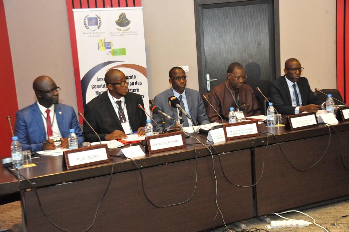 Union des mutuelles du MEFP : Le ministère salue l'esprit de solidarité des agents