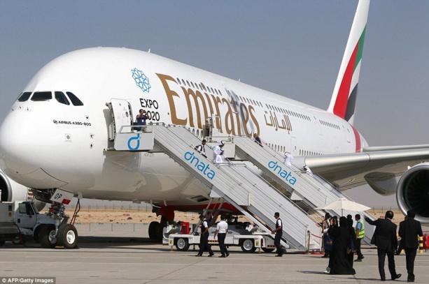 Emirates : Le chiffre d'affaires en hausse de 14,8 milliards Usd au premier semestre