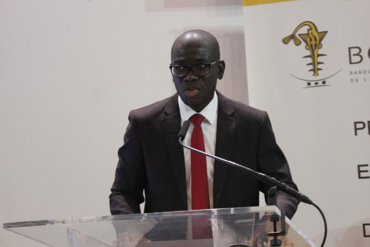 Vigninou Gammadigbe, Doctorant à la Faculté en Sciences Economiques de l'Université de Lomé, au Togo lauréat du Prix Abdoulaye FADIGA 2018