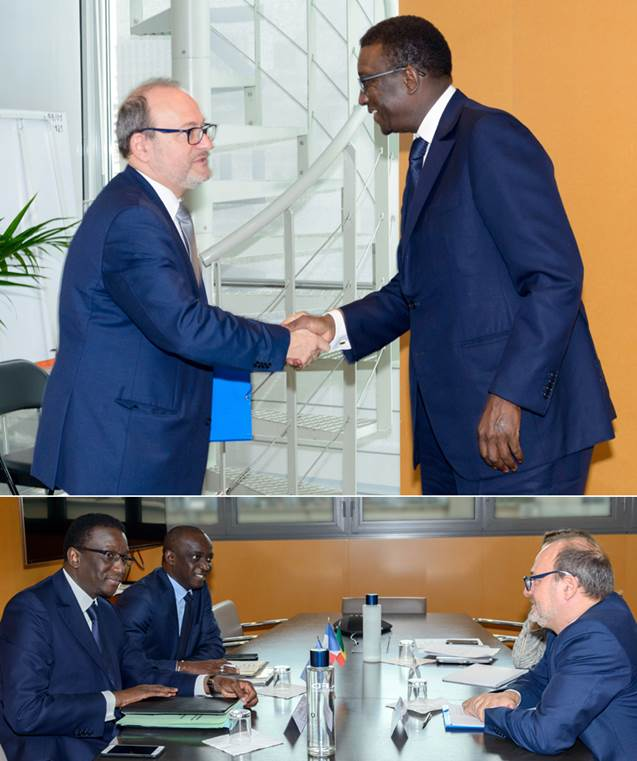 Deuxième phase du PSE: L'AFD réaffirme son soutien au Sénégal