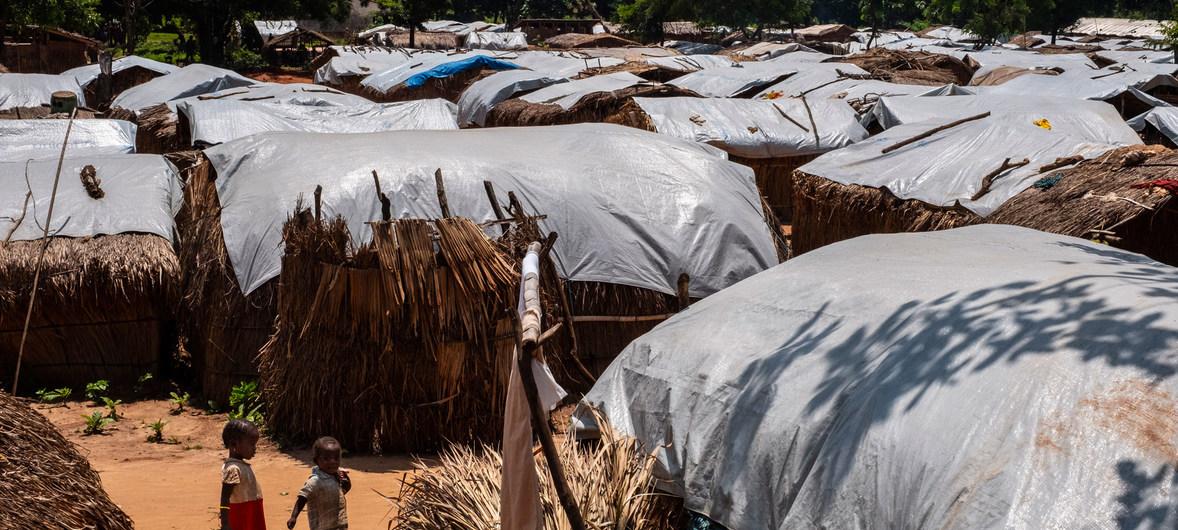 UNICEF/Gilbertson V En novembre 2018, 1,5 million d'enfants avaient toujours besoin d'une assistance humanitaire en République centrafricaine.