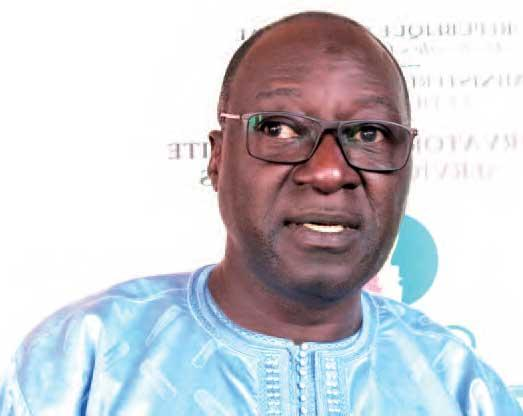 Habib Ndaw , Secrétaire exécutif de l'OQSF