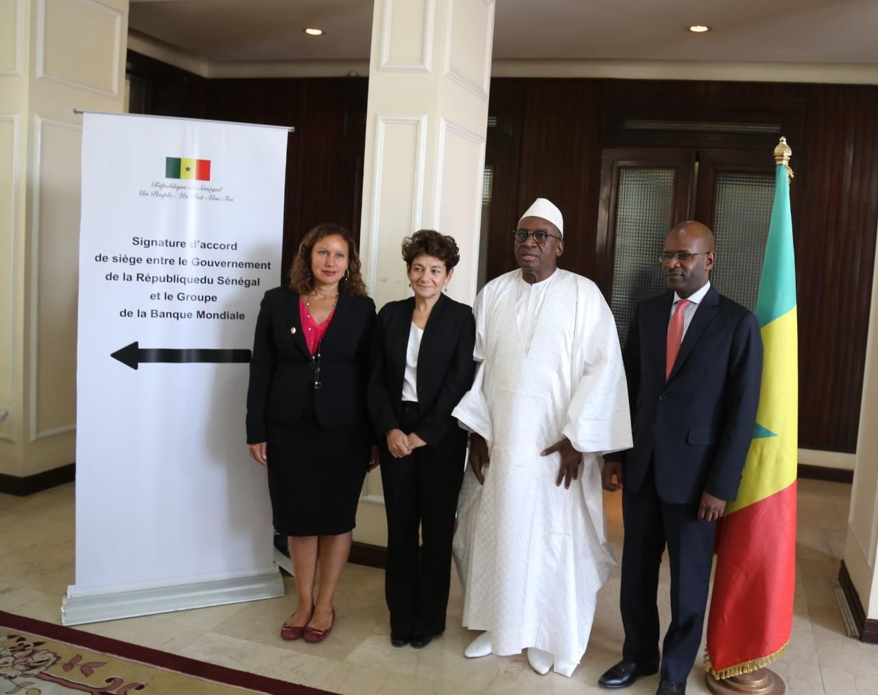 Coopération: 170 millions de dollars investis au Sénégal par l'IFC en 5 ans