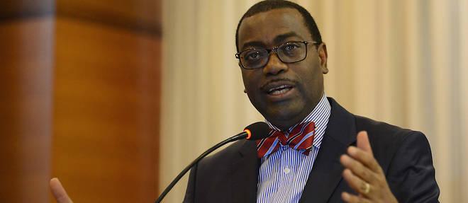 Akinwumi Adesina, Président du Groupe de la Banque africaine de développement