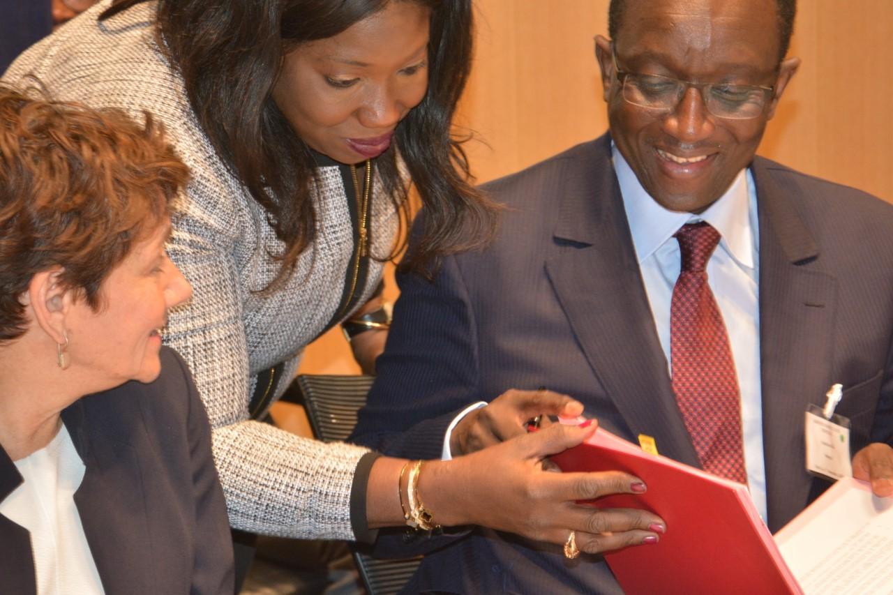 75 millions de dollars  de la Banque Mondiale pour la petite enfance du Sénégal