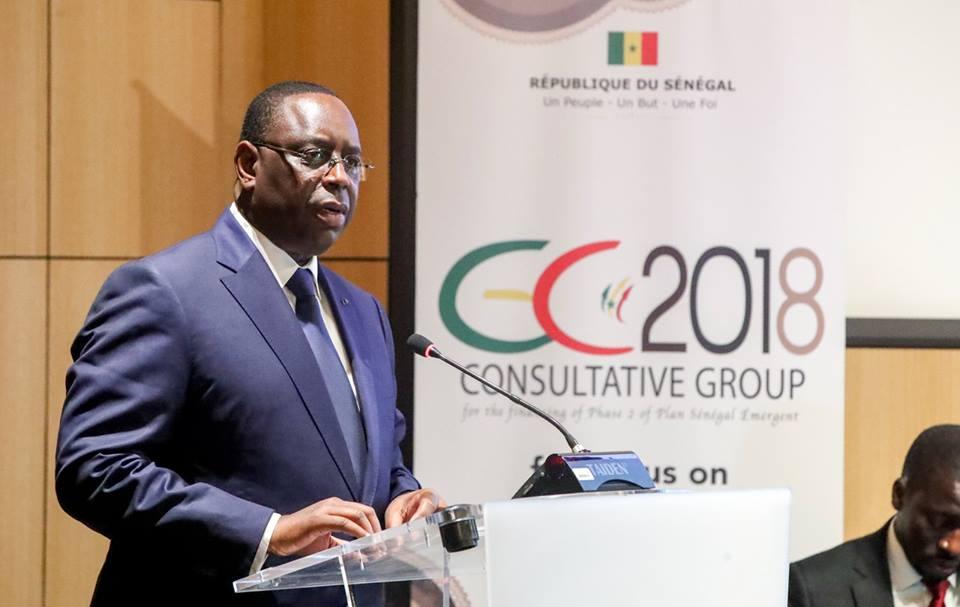 Groupe consultatif de Paris : 7 conventions de financement signées avec les Ptf pour 262,6 milliards de FCfa