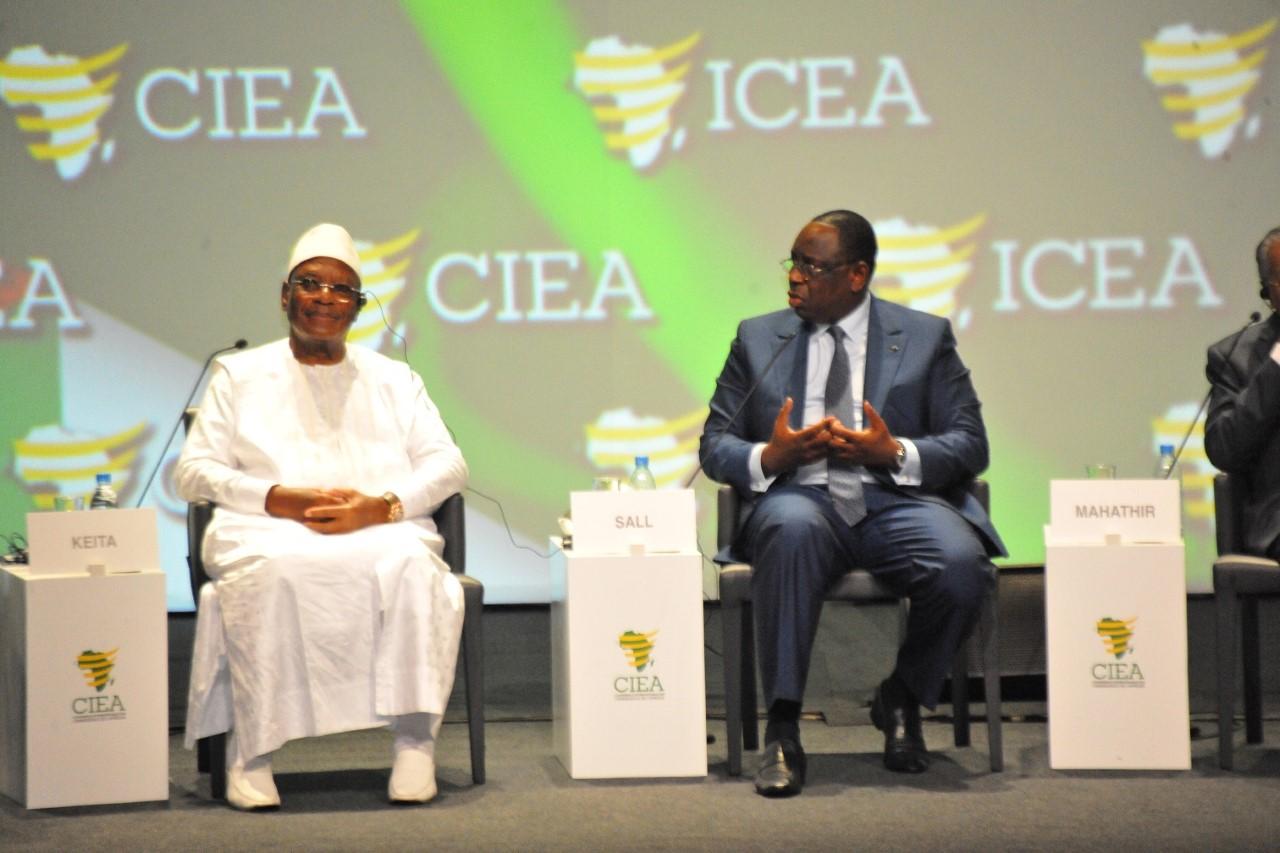 3eme CIEA : Le temps de la dignité est arrivé selon le Président Ibrahim Boubacar Keita