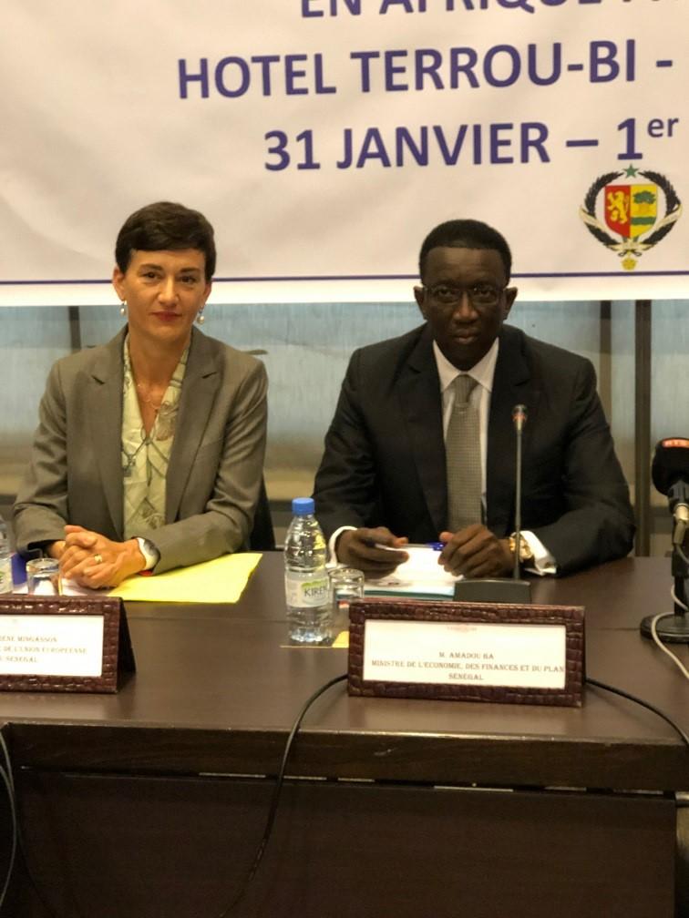Transparence budgétaire : Le  Sénégal a fait des bonds importants selon Amadou Ba