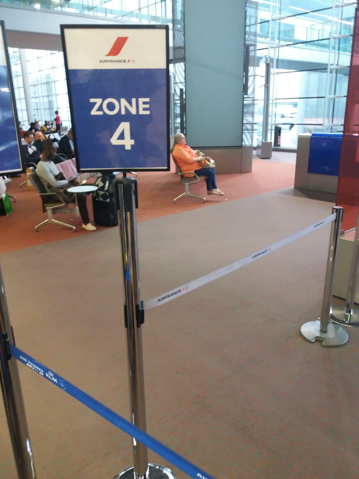 A BORD D'AIR SENEGAL SA :  La compagnie aérienne a pris son envol