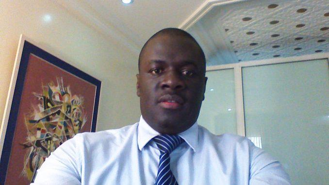 Dr Aliou Diop, Expert financier