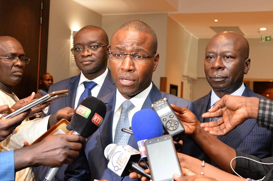 Amadou Hott, ministre de l'Economie : «Il me semble nécessaire d'élaborer une stratégie de développement du secteur privé »
