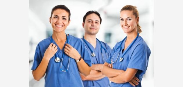 Personnel soignant : 63,7% des maladies  diagnostiquées par un médecin