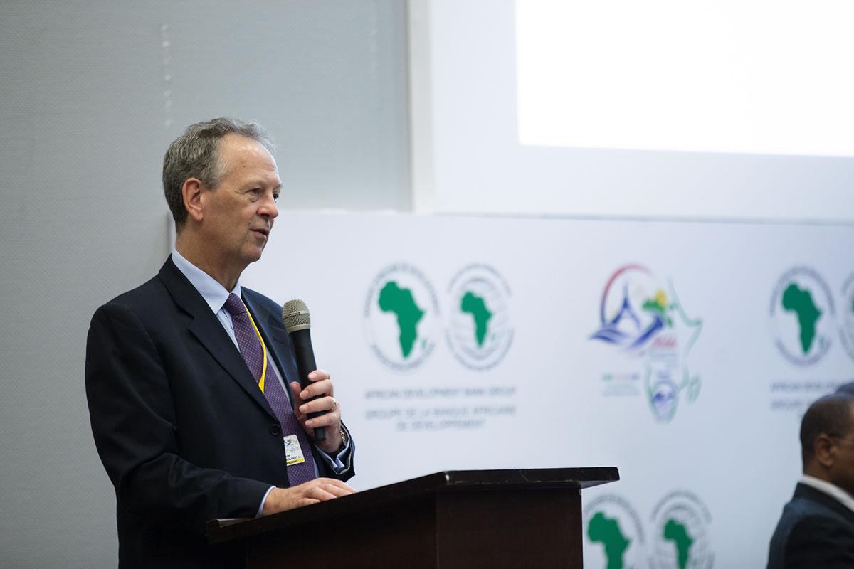 54eme Assemblées annuelles  de la  BAD :  «Les institutions financières africaines jouent un rôle clé dans l'intégration régionale » selon Pierre Guislain