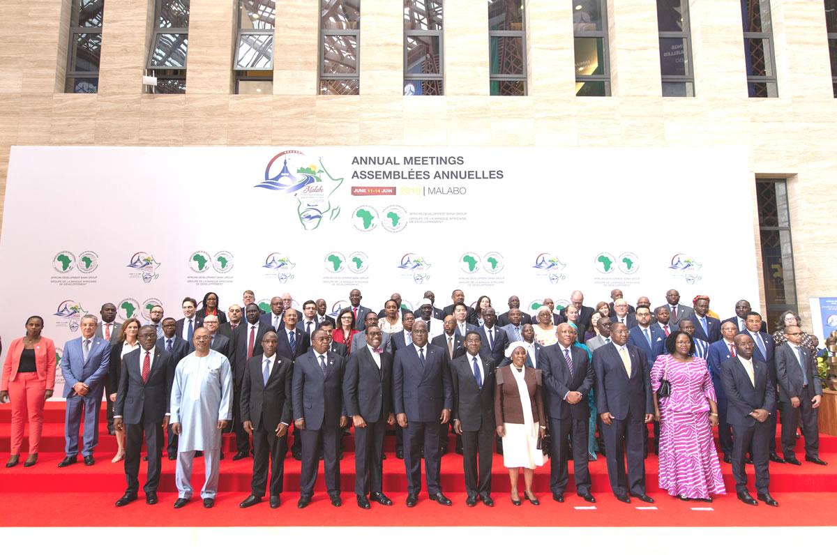 Ouverture officielle des  54eme Assemblées annuelles de la BAD : Akinwumi Adesina juge urgent de bâtir une Afrique résiliente au climat