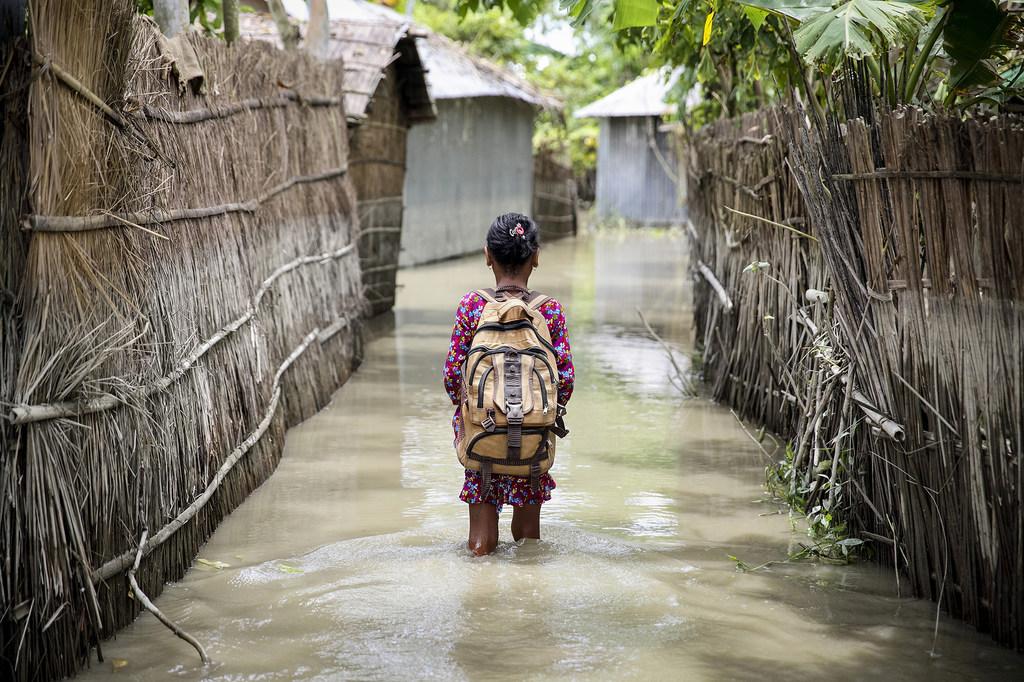 Face au changement climatique, les progrès graduels ne suffisent pas (ONU)