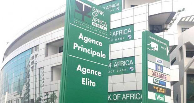 La Bank Of Africa Sénégal réalise un résultat net de 2,261 milliards de FCFA au 1er trimestre 2019