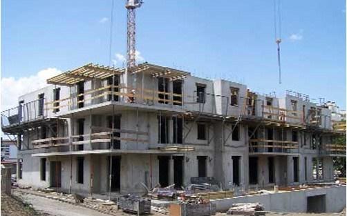 Coût de construction :  Une progression de 0,3% notée au 1er trimestre 2019