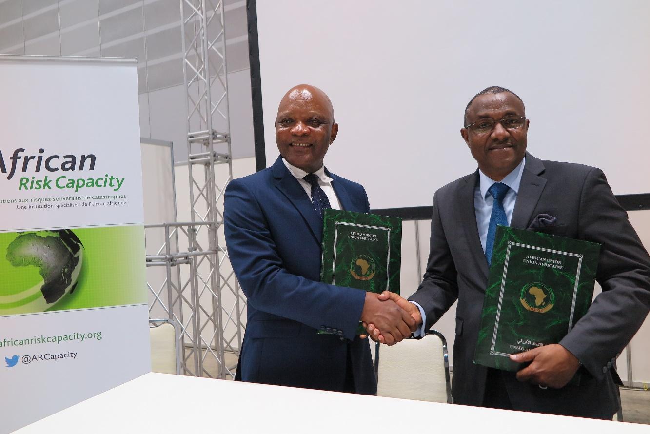 Santé : Signature d'un accord de partenariat entre la Mutuelle panafricaine de gestion des risques et le Centre africain de prévention et de contrôle des maladies en vue du renforcement de la préparation aux épidémies