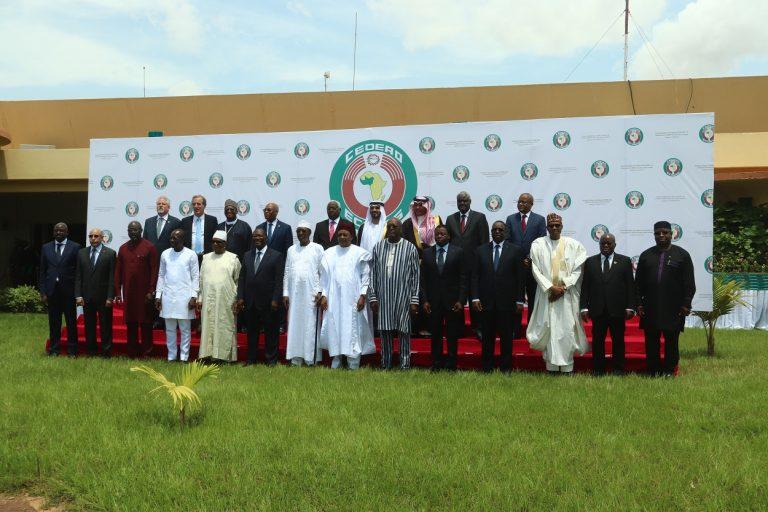 Cedeao : Les chefs d'Etat s'engagent à éradiquer le terrorisme