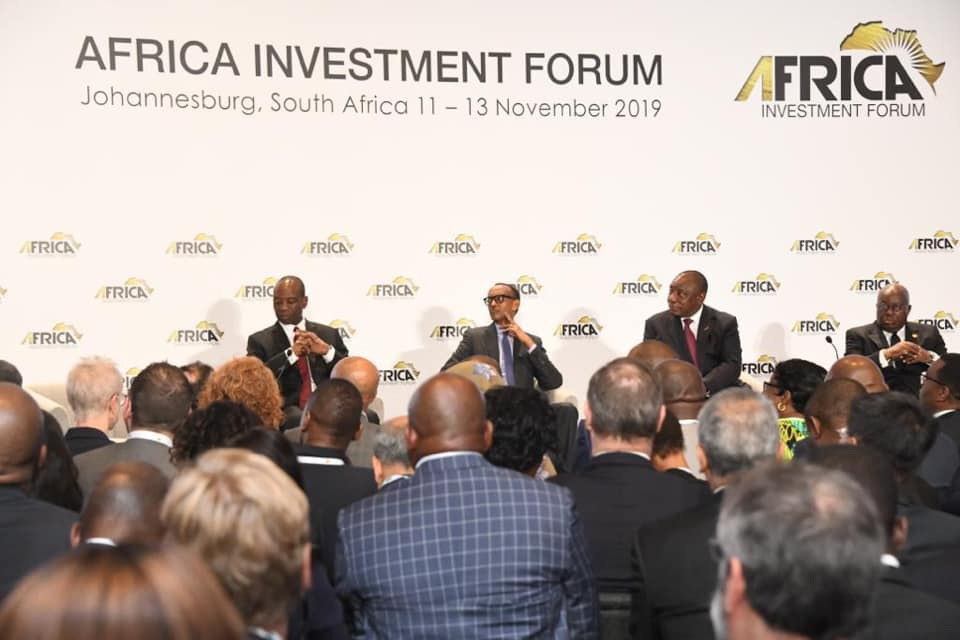 Akinwumi Adesina, président de la Bad : «Avec le Forum pour l'investissement en Afrique, nous obtenons des résultats concrets »