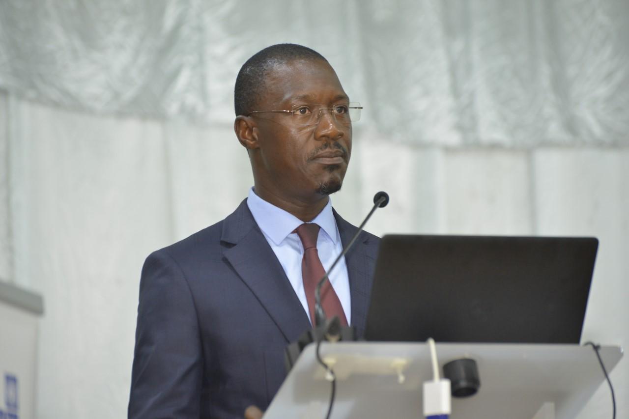 Moussa Touré, Directeur de la monnaie et du crédit