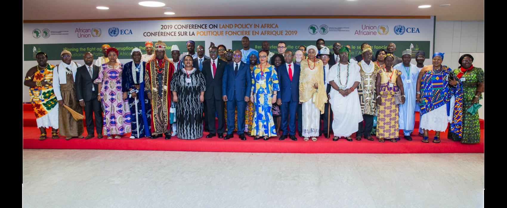 Conférence sur la politique foncière en Afrique : Les technologies doivent permettre d'éliminer la corruption dans le secteur foncier, selon Charles Boamah, vice-président principal de la Bad