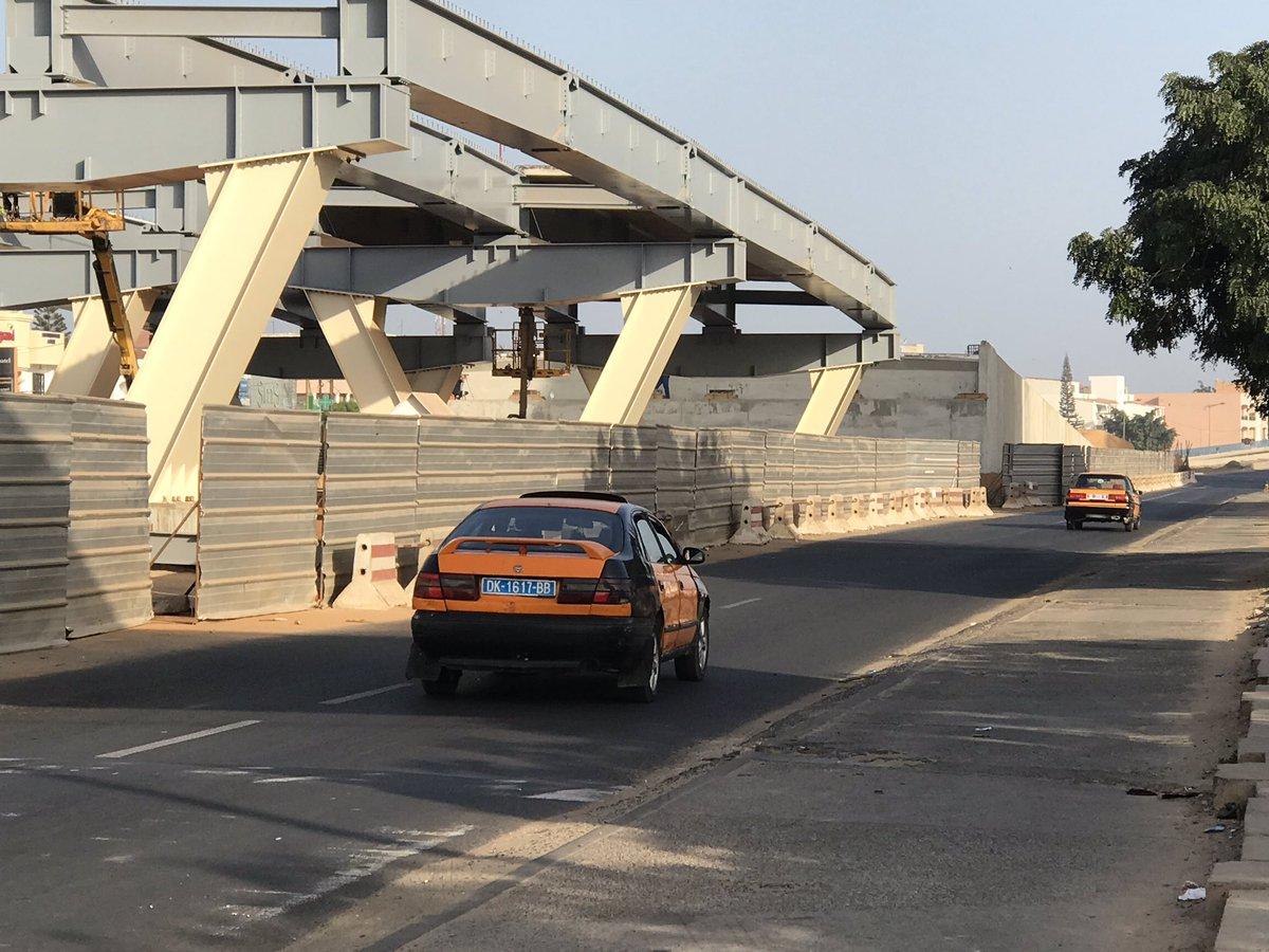 Infrastructures :  Plus de 30 chantiers sont actuellement en cours selon Macky Sall