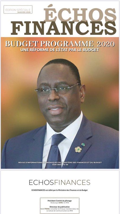 Echos Finances : Une édition spéciale consacrée au budget programme