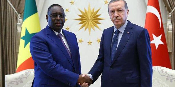 Sénégal-Turquie : Les chefs d'Etat des deux pays veulent renforcer les échanges commerciaux