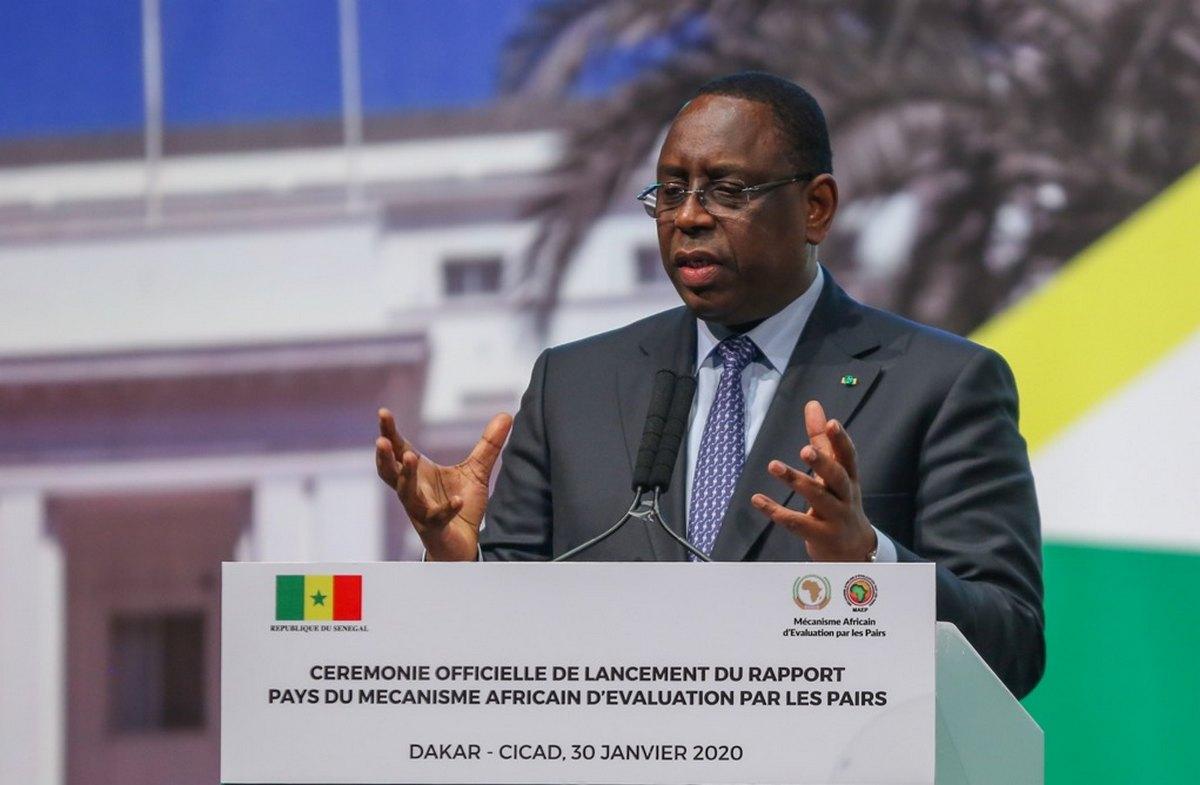 MACKY SALL AU LANCEMENT DU RAPPORT PAYS DU MAEP : « Le Sénégal vise le top 100 du prochain Doing Business »