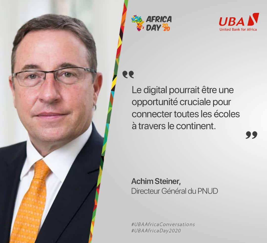 Journée internationale de l'Afrique : Le groupe UBA réaffirme  son engagement en faveur du développement du continent