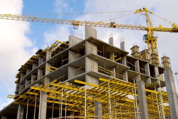 Uemoa : La Bceao annonce une poursuite de la baisse de l'activité dans le Btp en mai 2020