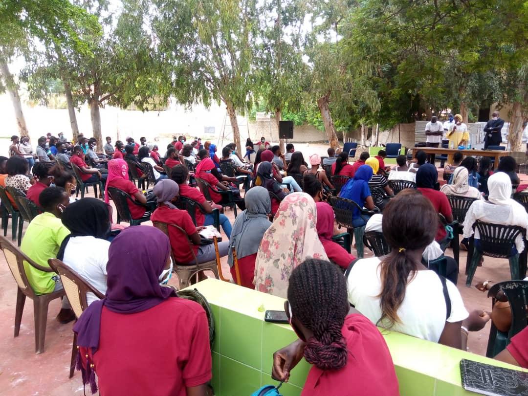 Covid-19 : La Bnde arme le lycée Lamine Gueye  contre le virus