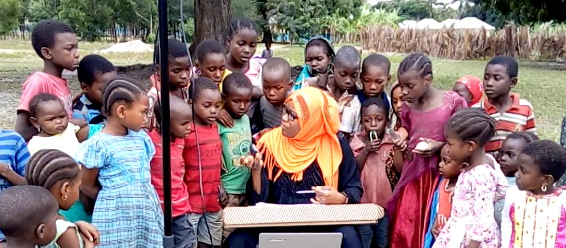 Comment combler l'écart numérique entre les sexes : l'exemple d'Open Cities Africa
