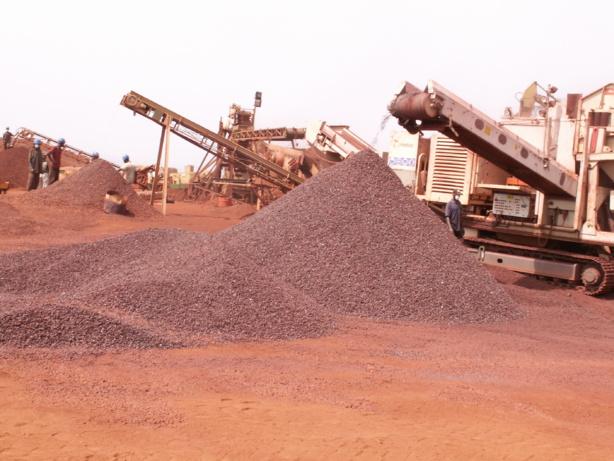 Sénégal : La production des produits miniers en hausse au mois de juin 2020