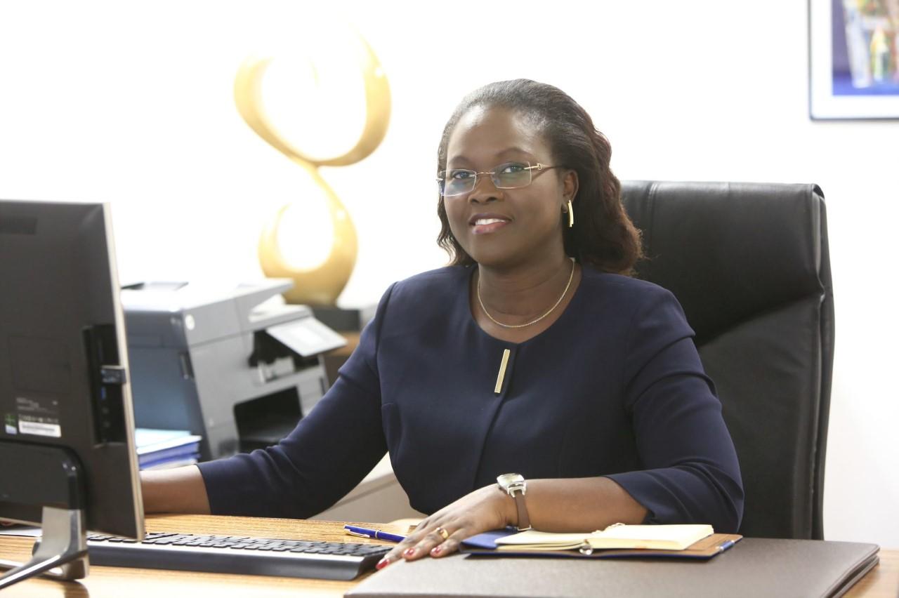 Marie Odile Séne Kantoussan, DG CGF Bourse : « Les Etats doivent accompagner nos champions nationaux pour qu'ils soient en mesure de compétir au niveau régional et hors du continent »