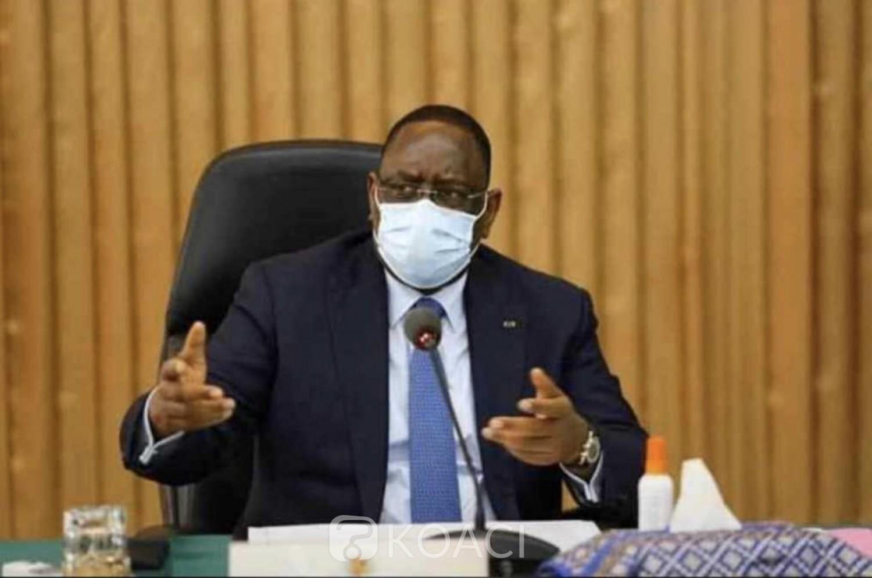 Rappel des rôles à son nouveau gouvernement : Macky Sall puise dans  la Constitution